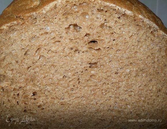 Хлеб ржаной для хлебопечи