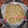 Печенье с творогом и корицей