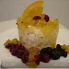 Рисовые тортики с ананасом