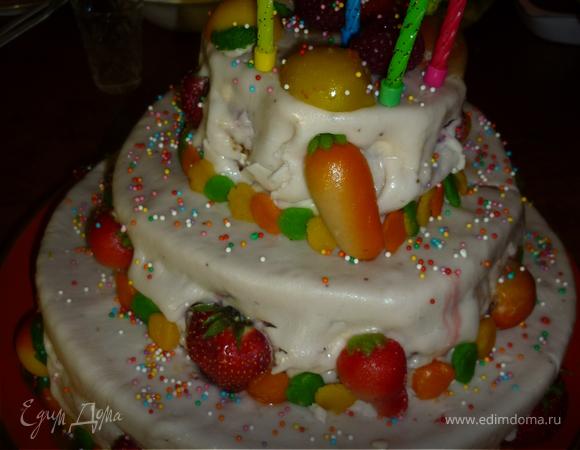 Торт «Праздник»