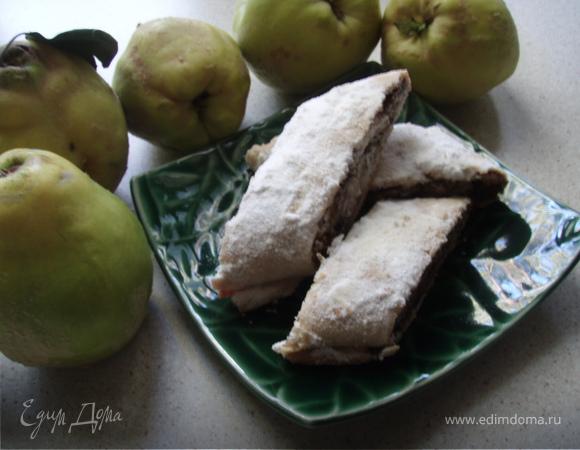 Штрудл - еврейское пирожное