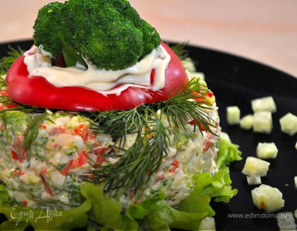 Салат Брокколи Бест (Salad Broccoli Best)