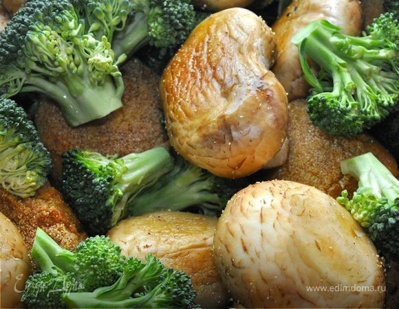 Куриные полпетты под сальсой и бешамель (Le polpette con la salsa & besciamella)