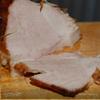 Свиной окорок варено-печеный в аджике