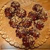 Шоколадно-ореховые кексики