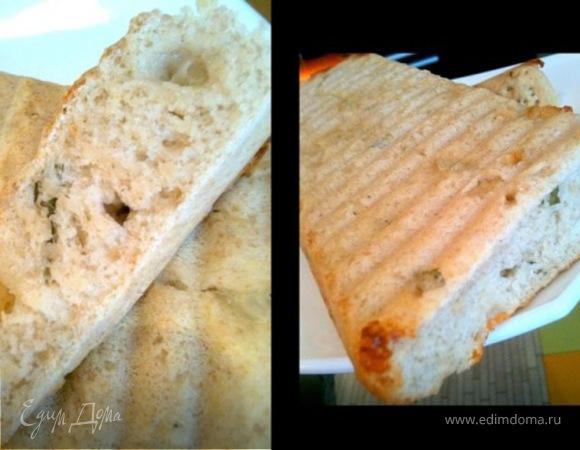 """Хлеб """"Итальянский стиль"""""""