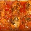 Рулетики из свинины в томатном соусе