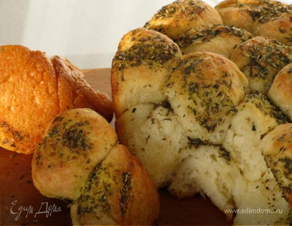 Хлеб в травах