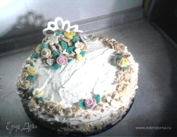 """торт """"Альпийская горка"""""""
