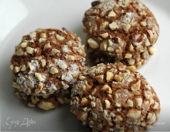 Фундучные тянучки (Hazelnut chewies)