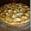 Пирог с клубникой