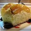Запеканка творожно-рисовая с яблоком