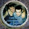 """Легкий творожно-фруктовый торт """"Лайт Вайт"""")))"""