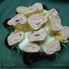 Букет для милых, дорогих, любимых ... (к 8 марта в Масленицу)