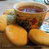 Печенье на яблочном соке, блюдо к посту