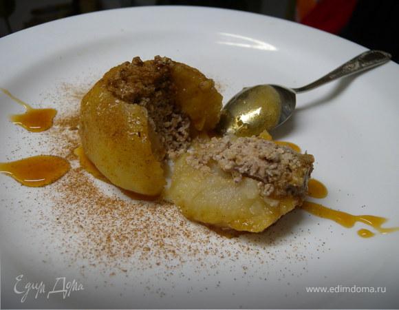 Яблочко-десерт для самых маленьких (и не только)...
