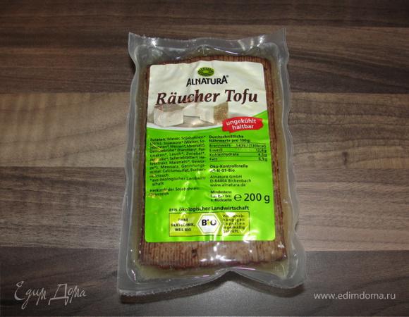 Тофу по-мексикански