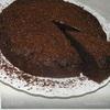 Шоколадный кекс с кабачками