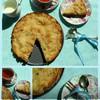 Кокосовый двухслойный пирог