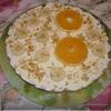 """Творожный торт """"Тропический бриз"""""""