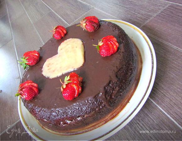 Шоколадный торт!