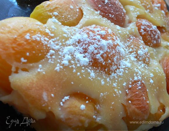 Пудинг из абрикосов