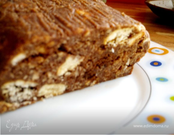 Вкус детства - Шоколадная Колбаса