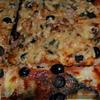 Пицца-триптих «На вкус и цвет….нет»