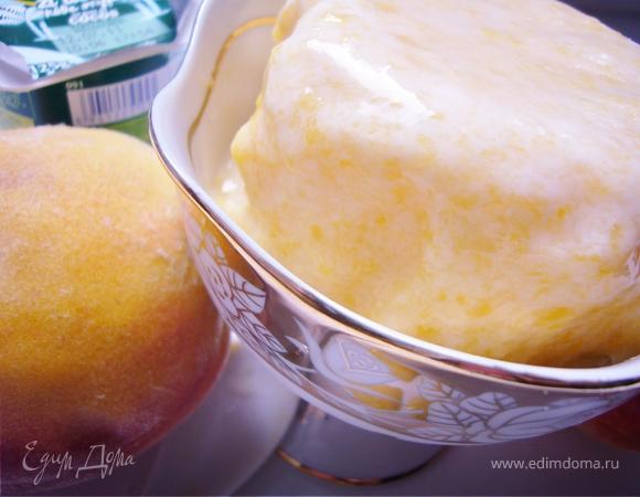 Мороженое Персиковое