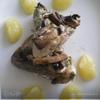 """Запечённое рыбное филе """"Германское"""" с картофельно-кабачковым пюре."""