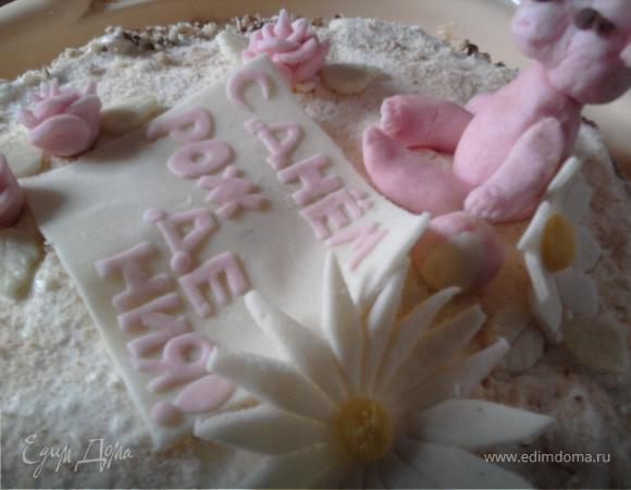торт МОККО ореховый