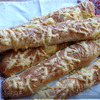 """Хлеб """"Сырные палочки"""""""
