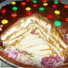 """Зефирный торт """"Любимчик»"""