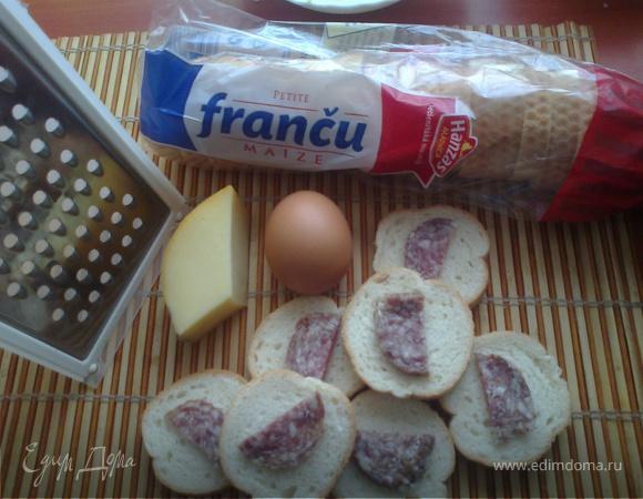 Горячие бутерброды.
