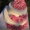 """Торт """"Нежность"""" (свадебный тортик для моей сестренки:))"""