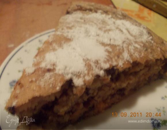 Пирог, поднимающий настроение!