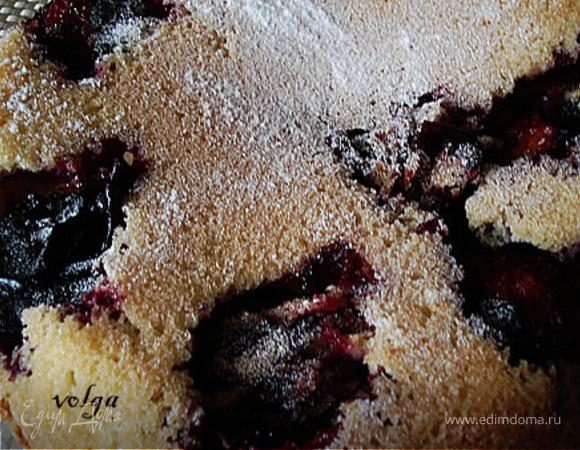 Сливовый день (Пирог со сливами)