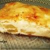 Творожное суфле с грушами