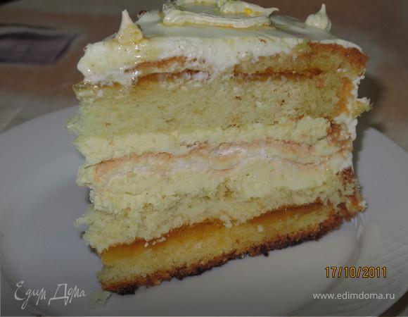 """Торт """"Признание в любви"""""""