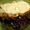 Свинина с черносливом, запечённая в фольге
