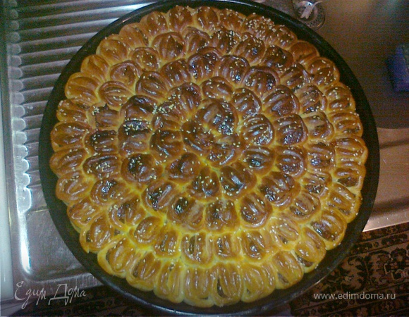 Пирог для себя любимой