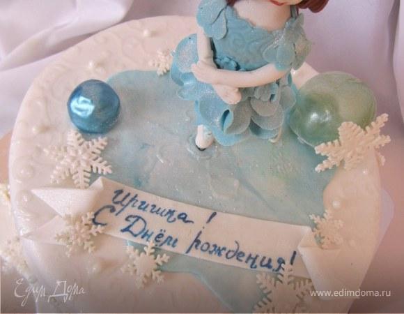 "Торт ""Зимняя сказка"""