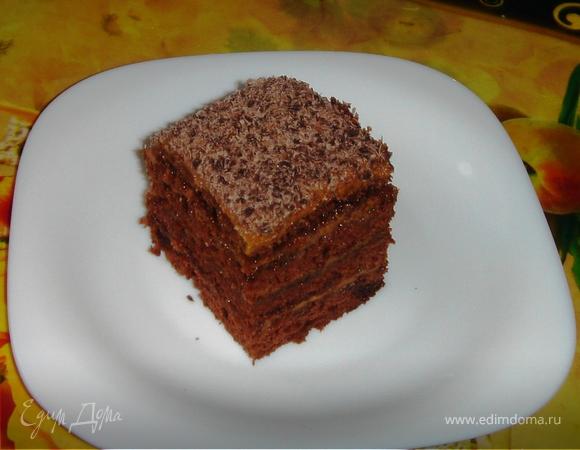 """Торт """"TAFFY"""" (""""ИРИСКА"""")"""