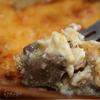 Куриная печень в сметанно-сырном соусе