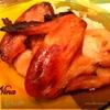 Курица в горчично-медовом маринаде