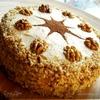 Австрийский ореховый торт