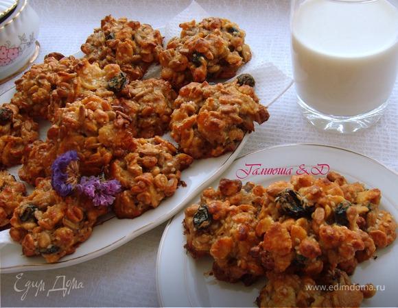 Печенье для Татьяны (Мона Лиза)