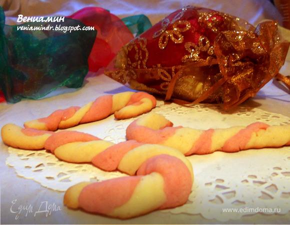 Tescoma.Candy cane - рождественское печенье