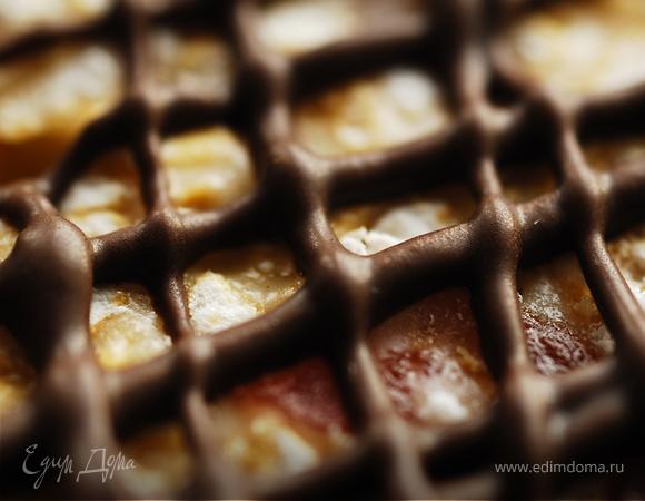 Хрустящие вишнево-шоколадные вкусняшки (Crispy chocolate-cherry treats)
