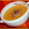 Горохово-тыквенный суп-пюре.